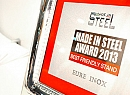 Made in Steel Awards - EURE INOX